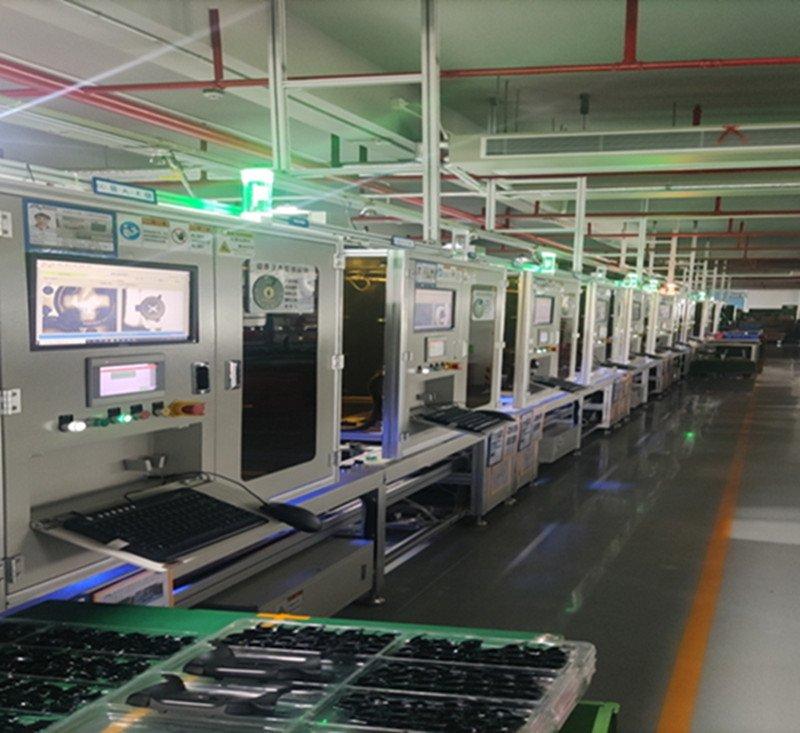 非标自动化设备的主要应用行业及维护标准